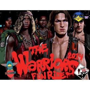 The Warriors Race 2014 - Final - Instagram